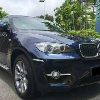 BMW X6 3.0A