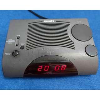 Philips AJ3015 clock Radio