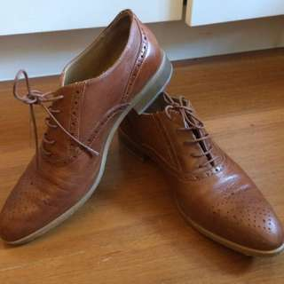 Country road oxford loafers