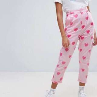 LAZY OAF LOVE PANTS