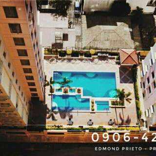 15,000 Monthly for 2 Bedrooms Little Baguio Terraces Turnover 2018 near Cubao and Greenhills!