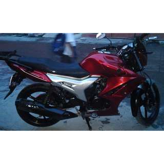 Yamaha SZR 2014