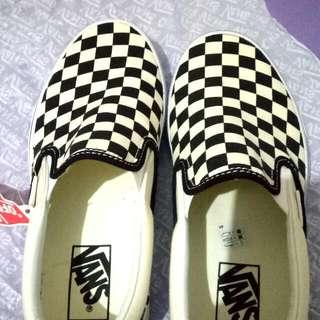 NEW Original Vans Checkerboard