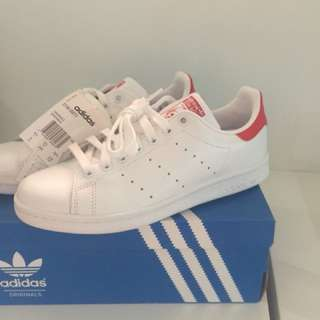 Adidas Stan Smiths Red