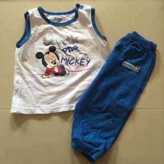 Mickey Baby Set