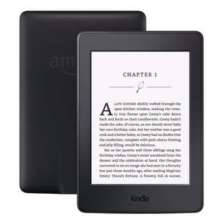 Kindle Paperwhite E-reader with Built-in Light, Wi-Fi [Brand New] #CyberMondaySale