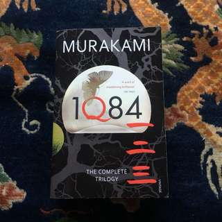 1Q84 - The Complete Trilogy by Haruki Murakami
