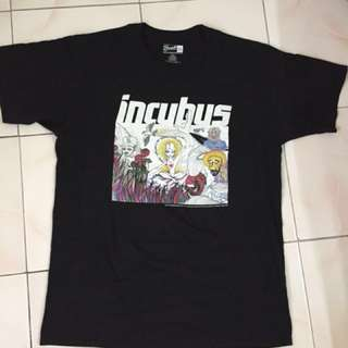 Incubus original shirt