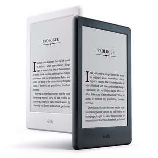 Kindle E-reader 8th generation, Wi-Fi [Brand New]  #CyberMondaySale