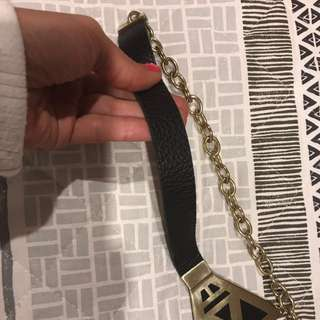 Sass &Bide leather belt