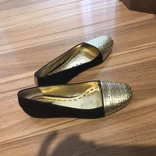 Mimco leather flats