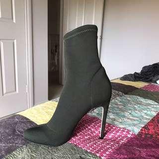 Novo Sock High Heels
