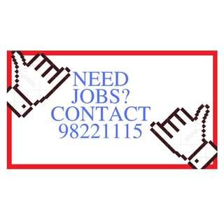 $8/h CONCIERGE / RECEPTIONIST (3 MTH) @ PAYA LEBAR NEEDED