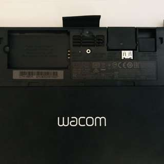 Wacom Comic Intuos small