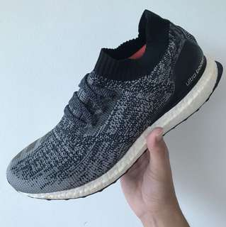 Adidas UltraBoost Uncaged Grey/Black