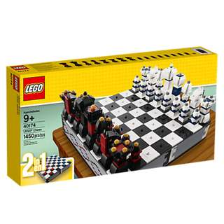 LEGO CHESS AND CHECKERS SET, EXTREMELY CHEAP