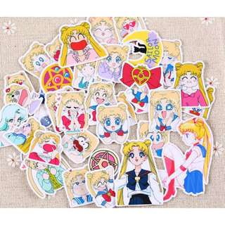 Sailormoon stickers