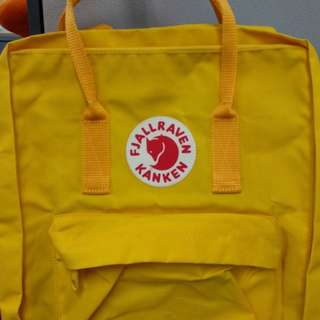 全新 100% 正貨 fjallraven kanken backpack 背囊