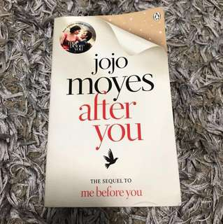 Jojo Moyes Before and After you