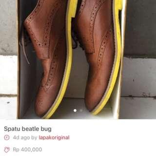 Spatu beatle bug original with box