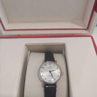 💯 Authentic Omega Geneve Ladies Vintage Watch (accept swap)
