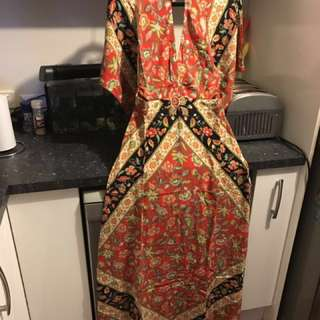 PRICE DROP! Spell And The Gypsy Collective Lolita Cutout Gown Large