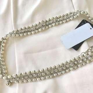 Pretty sparkly belt