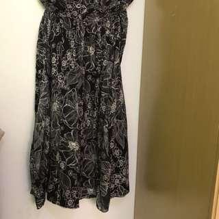 Helter Neck Tube Dress