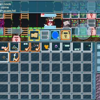 Growtopia account 32 dls