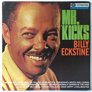 Billy Eckstine ‎– Mr Kicks (1 x Vinyl LP Record)