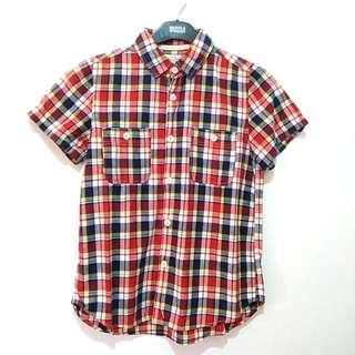 Edwin Tartan Shirt