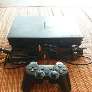 PS2 First Model And Grade
