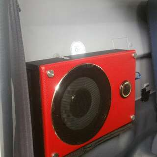 Active sub-woofer for FUSO