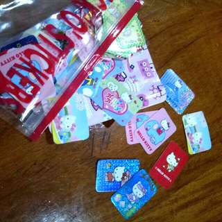 Hello Kitty Sanrio Japan Pack of Stickers
