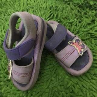 Slipped Sandals Bubbles Gum