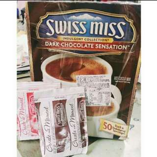 【Swiss Miss】巧克力即溶可可粉 沖泡飲品