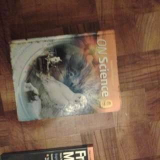 9 Science Book,