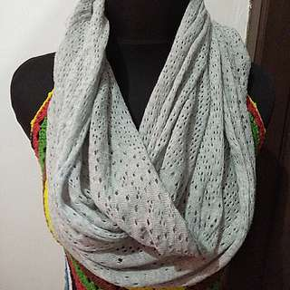 American Eagle Knitted Syal