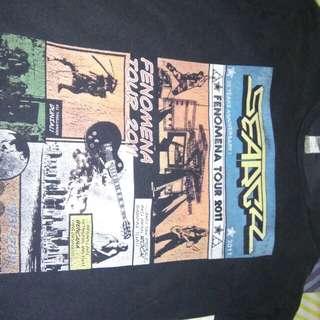 Search Malay Rock  ORIGINAL T SHIRT Fenomena Tour
