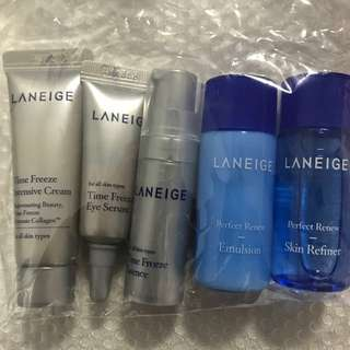 Laneige Trail set