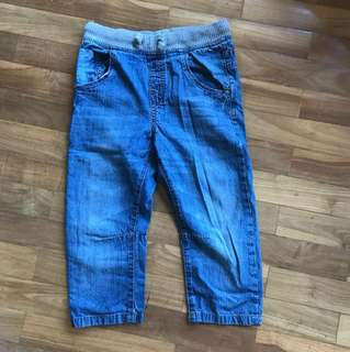 Zara boys denim pants
