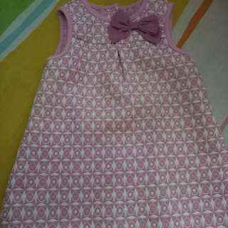 Dress Mothercare for 1year old