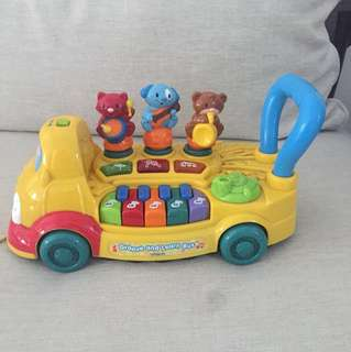 Preloved vtech without music