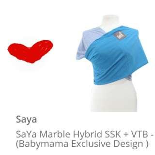 SAYA SSK + VTB (Teal Blue)