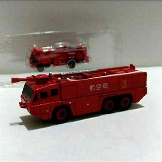 航空消防車模型