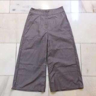 Twenty3 Grey Midi Pants