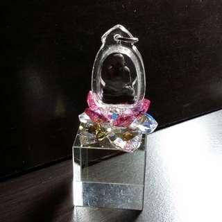 Sacred Crystal Lotus stand
