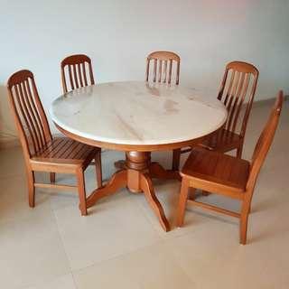 (Price Reduced) Dining Set