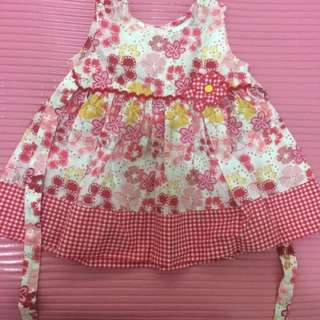 Baby Girl Dress 3-6m