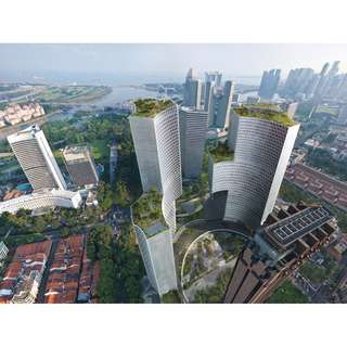 Duo Residences Developer Sales